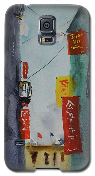 Ross Alley6 Galaxy S5 Case by Tom Simmons