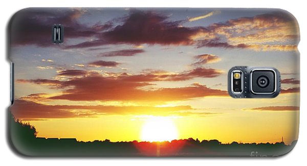 Rossington Sunset 2 Galaxy S5 Case