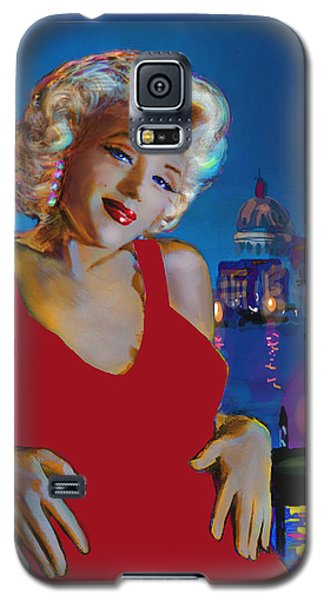 Rot In Venedig / Red In Venice Galaxy S5 Case