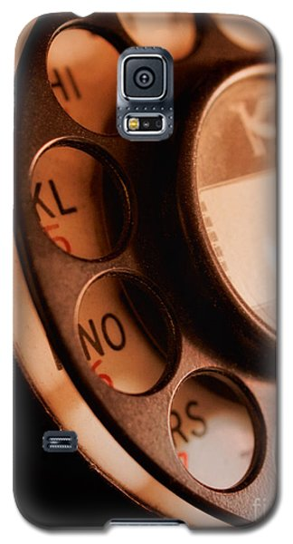 Rotary Dial Galaxy S5 Case by Mark Miller