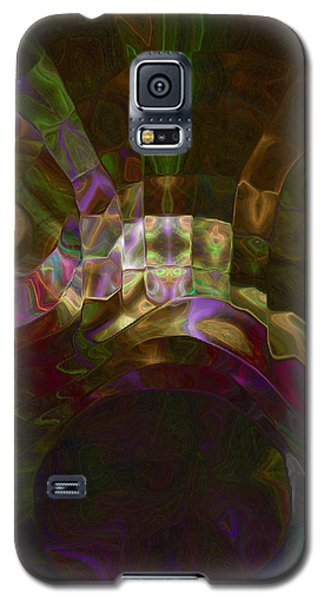 Rotation Galaxy S5 Case