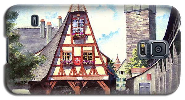 Rothenburg Memories Galaxy S5 Case