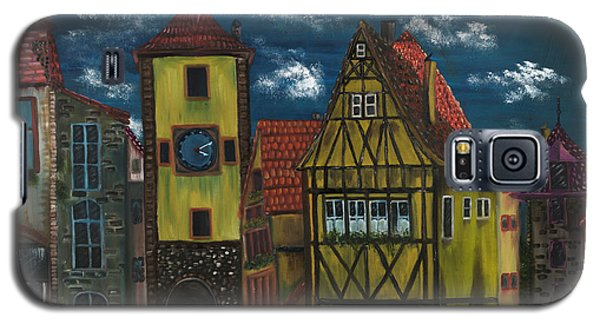 Rothenburg Ob Der Tauber Galaxy S5 Case