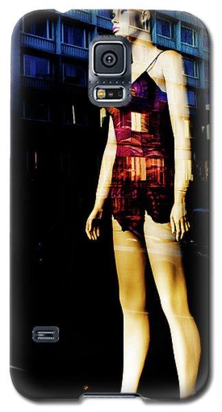 Rotlicht Galaxy S5 Case