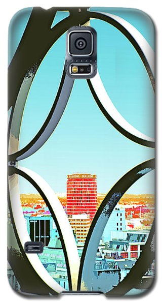 Rotunda Galaxy S5 Case