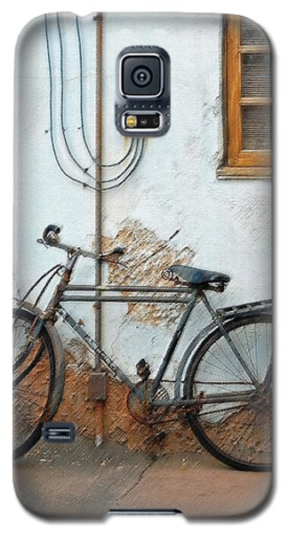 Rough Bike Galaxy S5 Case by Robert Meanor
