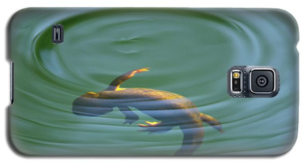 Rough Skinned Newt Galaxy S5 Case