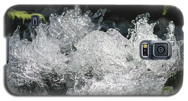 Rough Water Splash Galaxy S5 Case