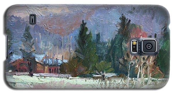 Rough Winter  Galaxy S5 Case