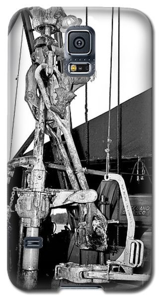 Roughnecks Galaxy S5 Case by Larry Keahey