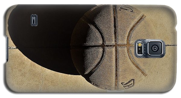 Round Ball And Shadow Galaxy S5 Case