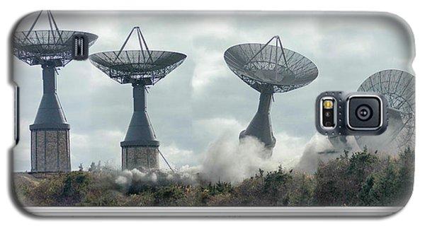 Round Hill Radar Demolition Galaxy S5 Case