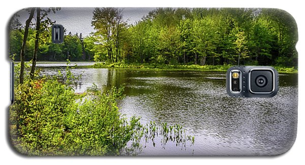 Galaxy S5 Case featuring the photograph Round The Bend In Oil 36 by Mark Myhaver