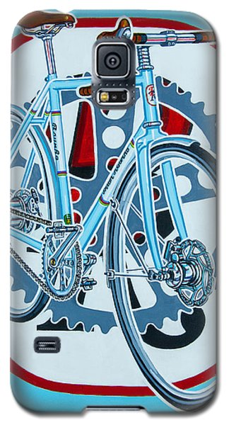 Rourke Bicycle Galaxy S5 Case