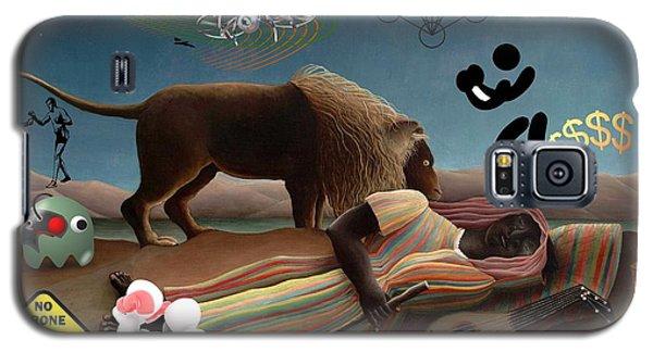 Rousseau's Nightmare Galaxy S5 Case