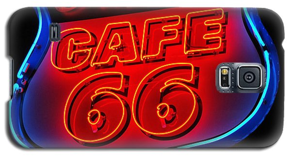 Galaxy S5 Case featuring the photograph Route 66 by Donna Greene