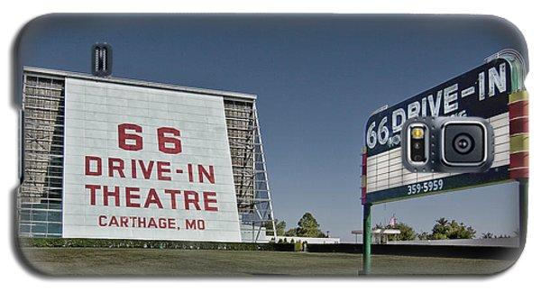 Route 66 Drive-in Theatre Galaxy S5 Case