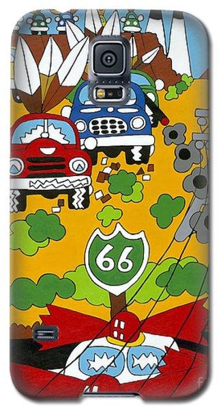 Route 66 Galaxy S5 Case