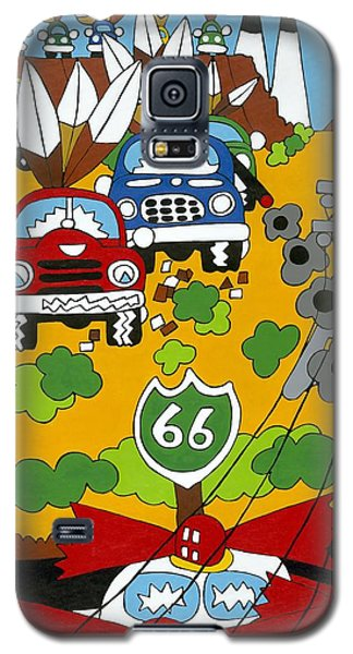 Route 66 Galaxy S5 Case