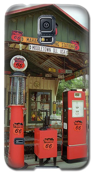 Route 66 - Shea's Gas Station Galaxy S5 Case