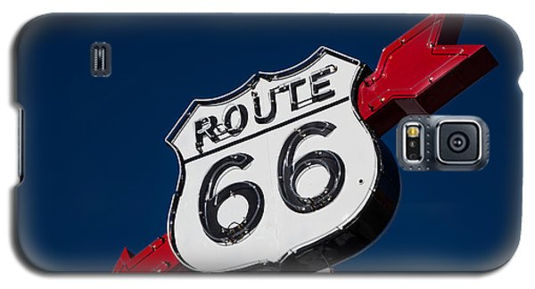 Route 66 Sign Galaxy S5 Case