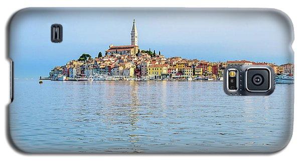 Rovinj In The Early Morning Fog, Istria, Croatia Galaxy S5 Case