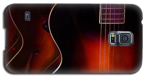 Row Of Guitars Galaxy S5 Case