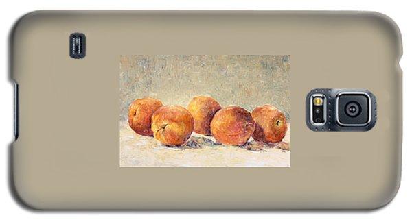 Kokopelli Peaches Galaxy S5 Case