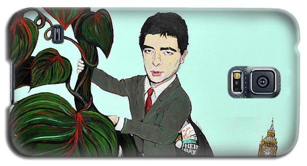 Rowan Atkinson Mr Beanstalk Galaxy S5 Case