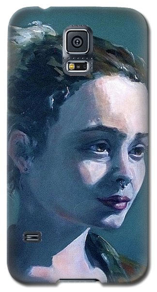 Rowan Galaxy S5 Case by Diane Daigle