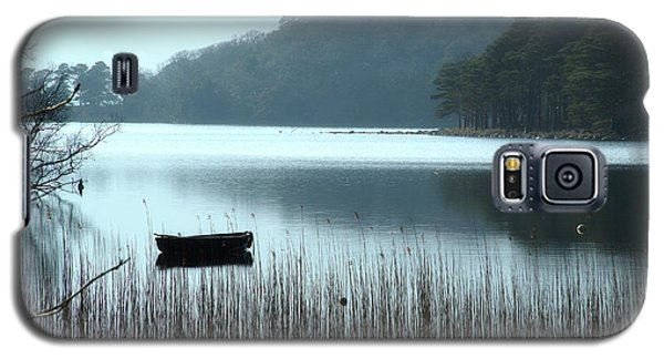 Rowboat On Muckross Lake Galaxy S5 Case