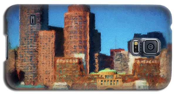 Rowes Wharf Boston Galaxy S5 Case