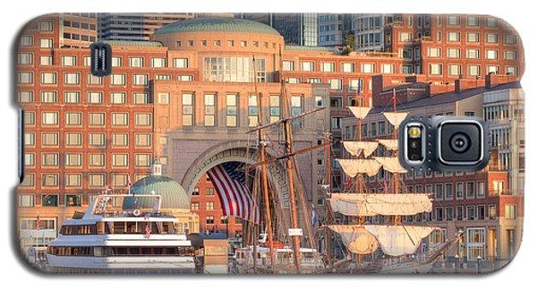 Rowes Wharf Galaxy S5 Case