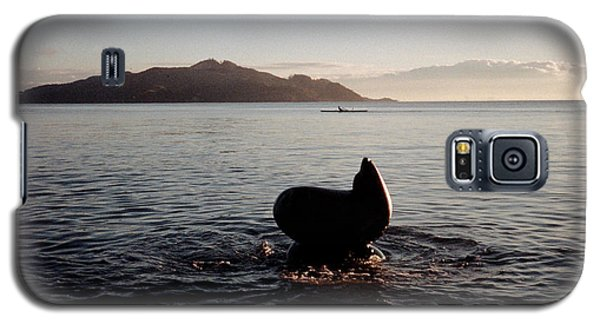 Rowing Off Sausalito, Ca Galaxy S5 Case