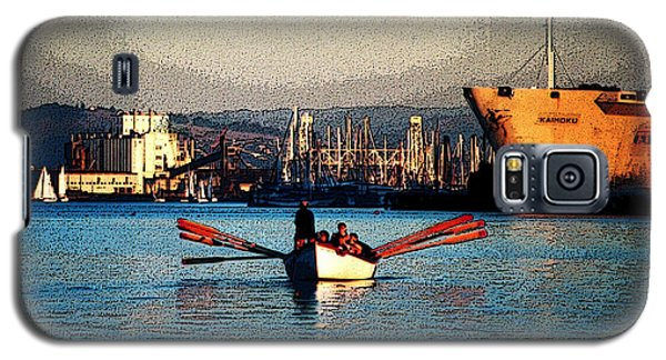 Rowing On The Estuary Galaxy S5 Case