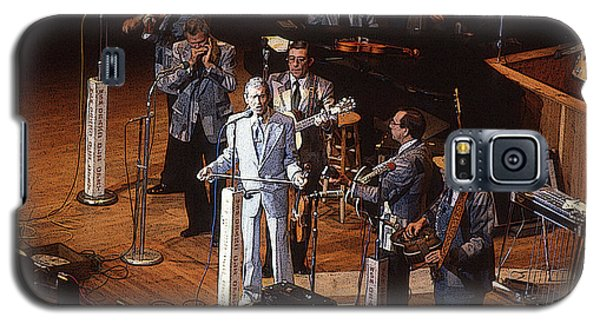 Roy Acuff At The Grand Ole Opry Galaxy S5 Case