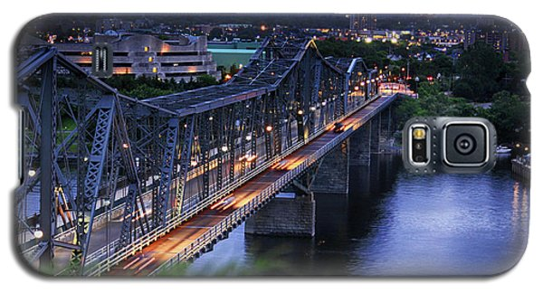 Royal Alexandra Interprovincial Bridge Galaxy S5 Case