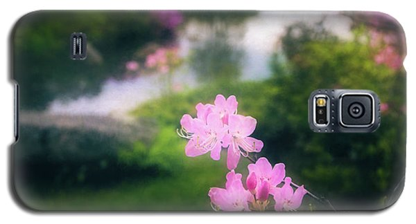 Royal Azaleas At Asticou Azalea Garden Galaxy S5 Case