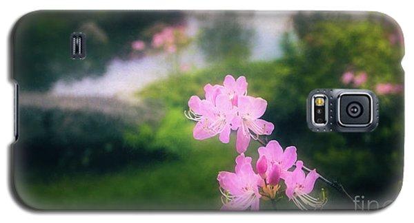 Royal Azaleas At Asticou Azalea Garden Galaxy S5 Case