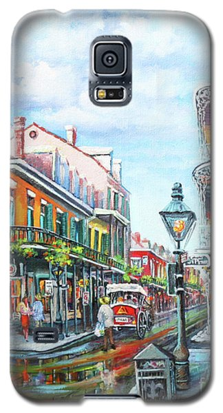 Royal Balconies Galaxy S5 Case by Dianne Parks