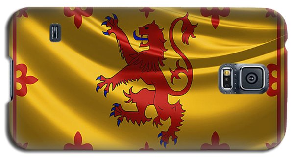 Royal Banner Of The Royal Arms Of Scotland Galaxy S5 Case