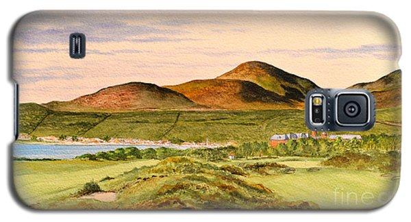Royal County Down Golf Course Galaxy S5 Case