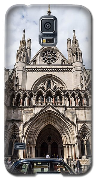Royal Courts Of Justice In London Galaxy S5 Case