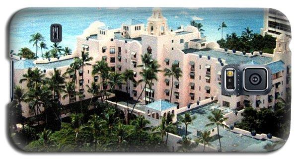 Royal Hawaiian Hotel  Galaxy S5 Case