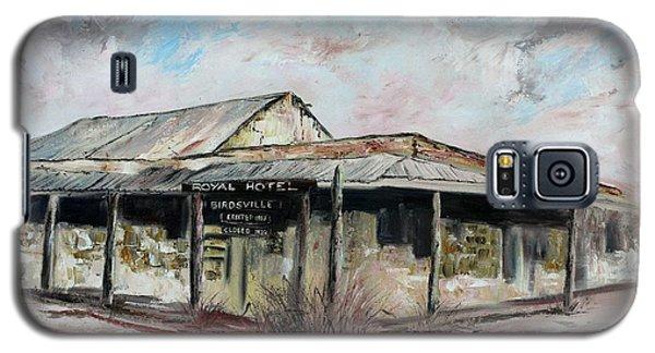 Royal Hotel, Birdsville Galaxy S5 Case