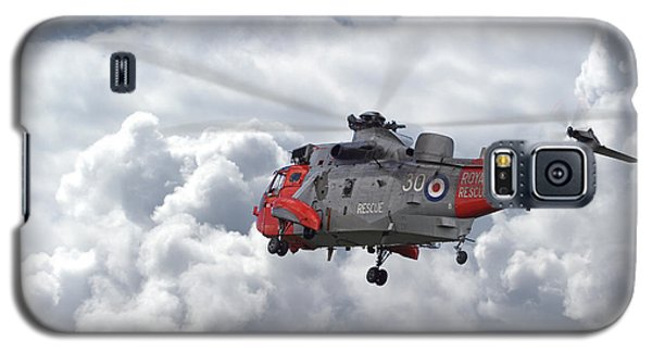 Galaxy S5 Case featuring the photograph Royal Navy - Sea King by Pat Speirs