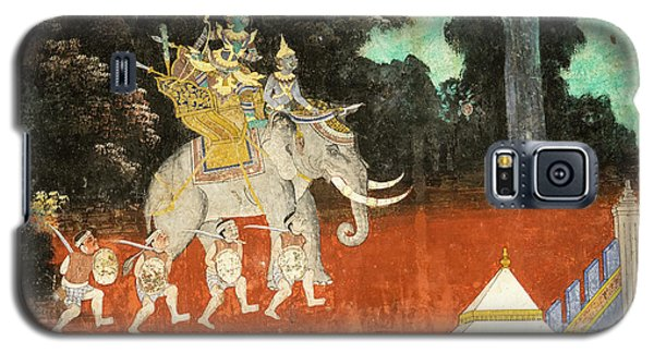 Royal Palace Ramayana 01 Galaxy S5 Case