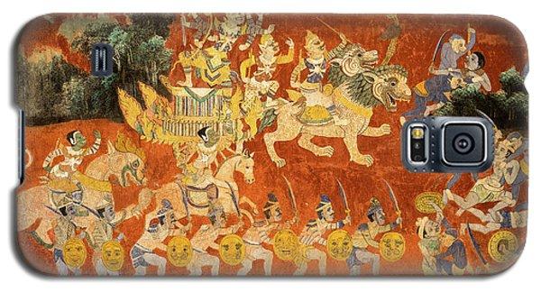 Royal Palace Ramayana 02 Galaxy S5 Case