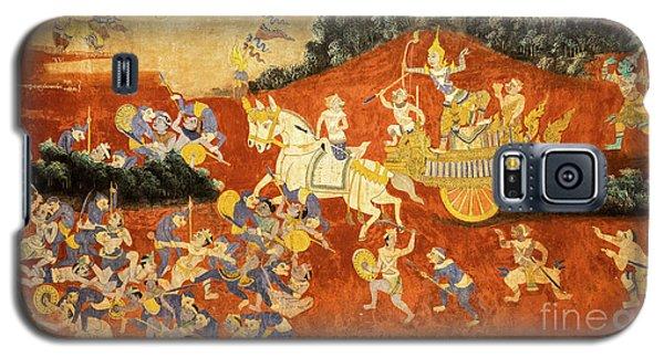 Royal Palace Ramayana 03 Galaxy S5 Case