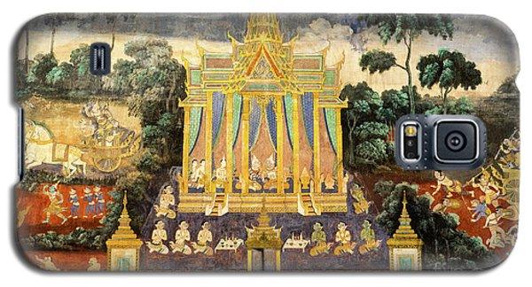 Royal Palace Ramayana 04 Galaxy S5 Case